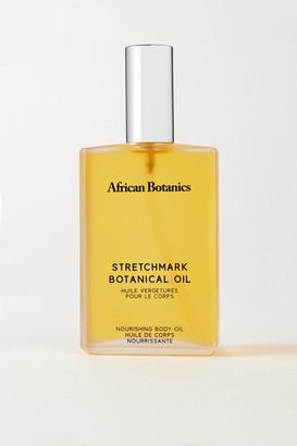 African Botanics Marula Stretchmark Botanical Body Oil, 100ml - one size