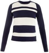 J.W.Anderson Cashmere silk stripe sweater