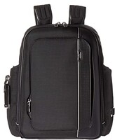 Tumi Arrive Larson Backpack (Black) Backpack Bags