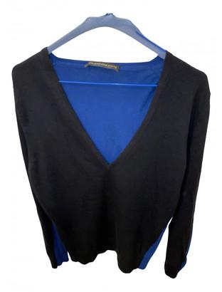 Balenciaga Blue Cashmere Knitwear