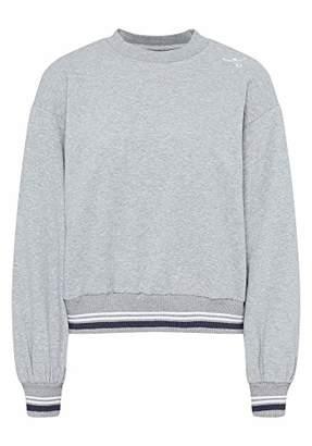 Chiemsee Women's weiten Puffärmeln und aus GOTS-zertifizierter Produktion Sweatshirt,M