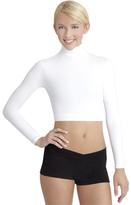 Capezio Women's Dance Turtleneck Long Sleeve Top