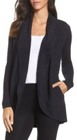 Women's Barefoot Dreams Cozychic Lite Circle Cardigan