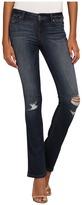 Level 99 Sasha Mid Rise Slim Boot in Acapella