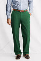Lands' End Men's Traditional Fit Sailcloth Chino Pants