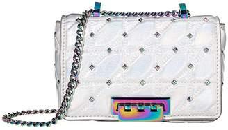 Zac Posen Earthette Small Soft Chain Shoulder - Metallic (Iridescent) Handbags