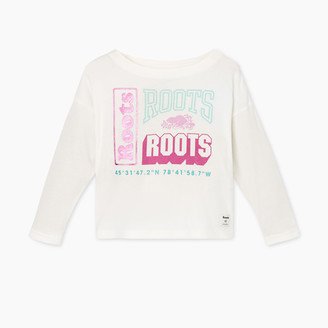 Roots Toddler Stacked T-shirt