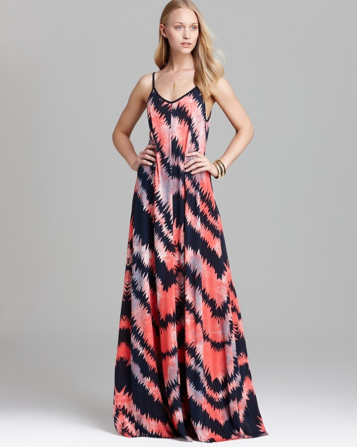 French Connection Maxi Dress - Electra Jersey