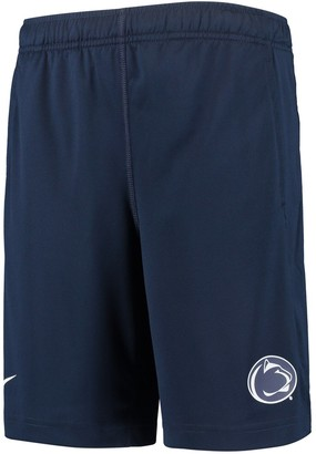 Nike Youth Navy Penn State Nittany Lions Fly 2.0 Performance Shorts