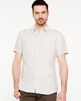 Le Château Linen Tailored Fit Shirt
