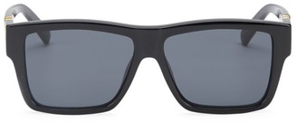 Jordan Askill x Le Specs LuxeMod Bande Sunglasses/56MM