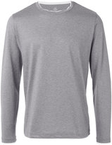 Eleventy crew neck sweatshirt
