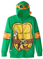 Freeze Teenage Mutant Ninja Turtles Michelangelo Costume Hoodie (Big Boys)
