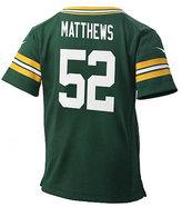 Nike Toddler Boys' Clay Matthews Green Bay Packers Game Jersey