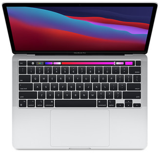 Apple 13-inch MacBook Pro - Silver
