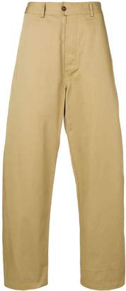 Universal Works wide-leg chinos