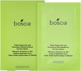 Boscia Triple Hyaluronic and Honeydew Moisture-Boost Gel Eye Masks