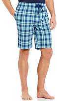 Tommy Bahama Seersucker Plaid Pajama Shorts