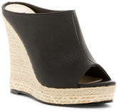 Michael Antonio Georgia Platform Wedge Mule