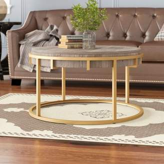 Bronx Ivy Hico Coffee Table Ivy