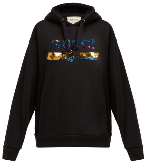 30d54c961986 Gucci Hooded Sweatshirt - ShopStyle