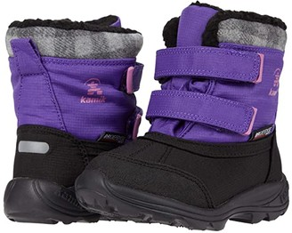 Kamik Sparky (Toddler) (Purple) Girl's Shoes