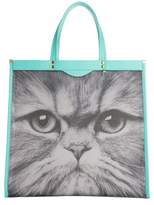 Anya Hindmarch Kitsch Cat Mesh Tote
