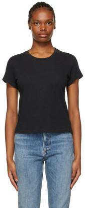 AGOLDE Black Linda Boxy T-Shirt