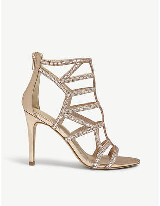 Aldo Norta caged high sandals