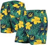 Trunks Unbranded Men's Navy Cal Bears Swimming