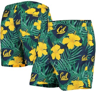 Men's Navy Cal Bears Swimming Trunks