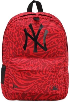 New Era Ny Yankees Nylon Backpack