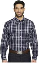 Ariat Zandow Shirt Men's Long Sleeve Button Up