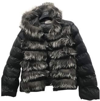 Marella Black Coat for Women