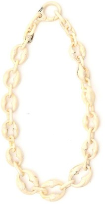 Prada Chain Style Necklace