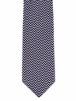 Tom Ford TFB76 Mens Textured Basket Weave Silk Necktie