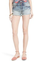 Free People Women's Stilt Denim Cutoff Shorts