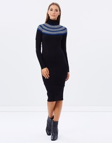 Karen Millen Circle Yoke Dress