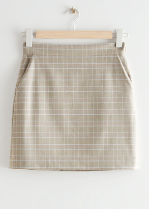 And other stories Mini Pencil Skirt