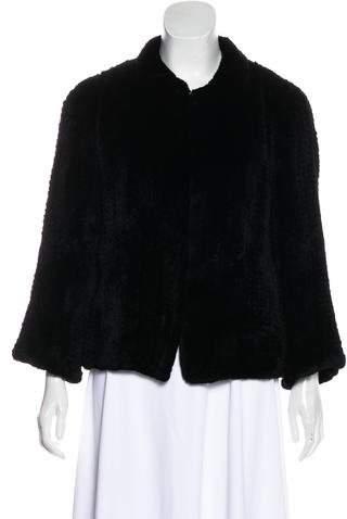 Armani Collezioni lightweight Fur Jacket