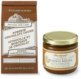 Williams-Sonoma Pumpkin Chocolate Chunk Quick Bread Mix & Pumpkin Caramel Butter