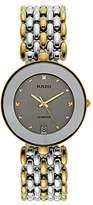 Rado Women's Flourence Multicolor Two Tone Steel Bracelet Steel Case Quartz Analog Watch R48793103
