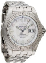 Breitling Windrider Cockpit Watch