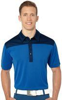 Puma Diamond Block Cresting Golf Polo Shirt