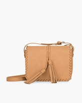 Chico's Tassel Crossbody Bag