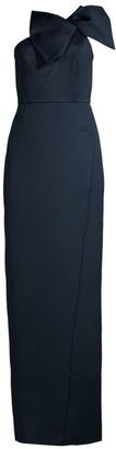 Jay Godfrey Muir One-Shoulder Gown