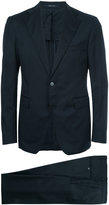 Tagliatore classic two piece suit - men - Cupro/Wool - 44