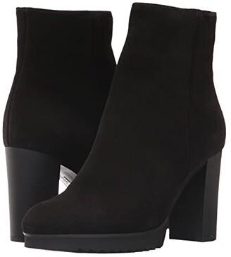 La Canadienne Myranda (Black Suede) Women's Boots