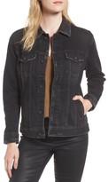 AG Jeans Women's Nancy Distressed Denim Jacket