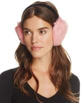 Surell Rabbit Fur Velvet Band Earmuffs - 100% Exclusive